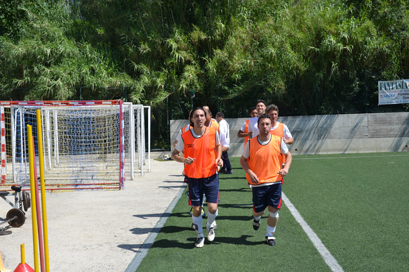 Finale InterRegionale -- SAN - Real Lanciano '12 - 2