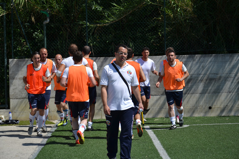 Finale InterRegionale -- SAN - Real Lanciano '12 - 11
