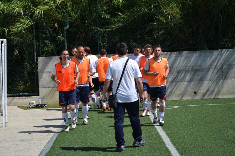 Finale InterRegionale -- SAN - Real Lanciano '12 - 12
