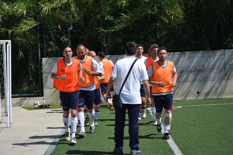 Finale InterRegionale -- SAN - Real Lanciano '12 - 13