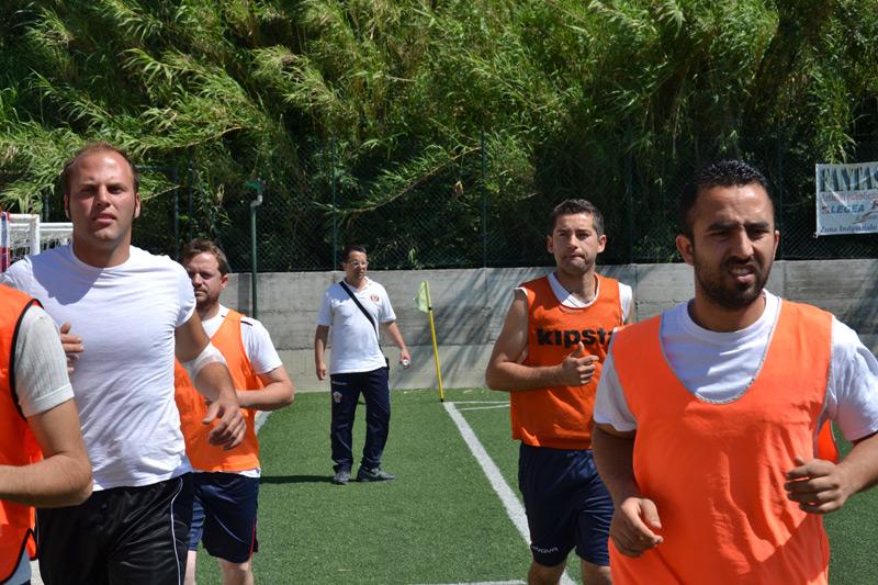 Finale InterRegionale -- SAN - Real Lanciano '12 - 14