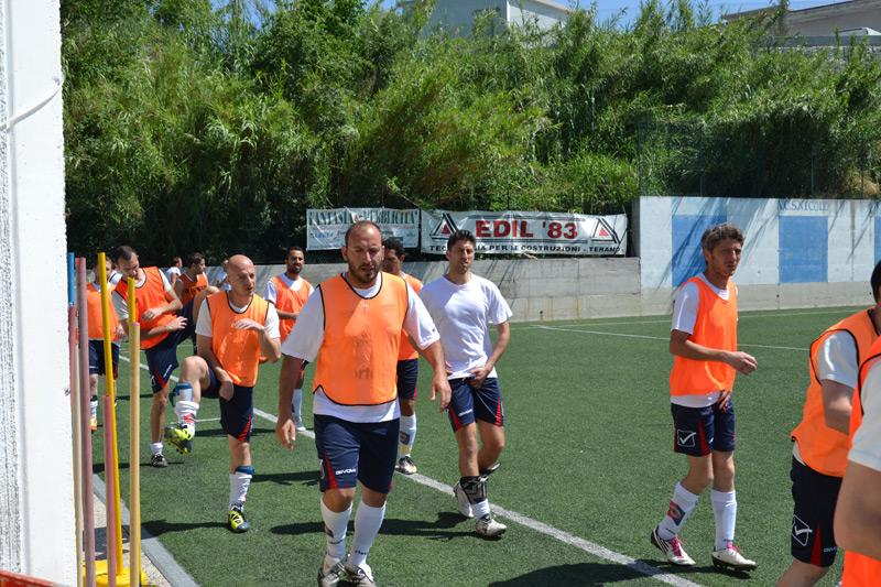 Finale InterRegionale -- SAN - Real Lanciano '12 - 27