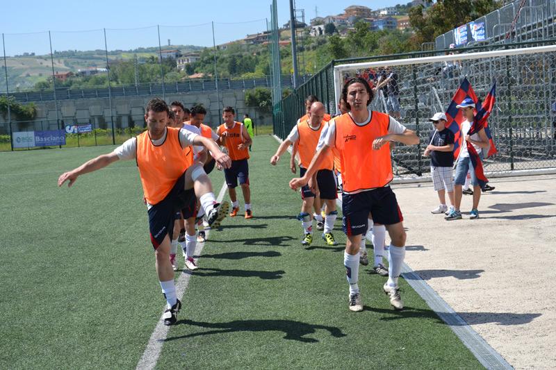Finale InterRegionale -- SAN - Real Lanciano '12 - 34