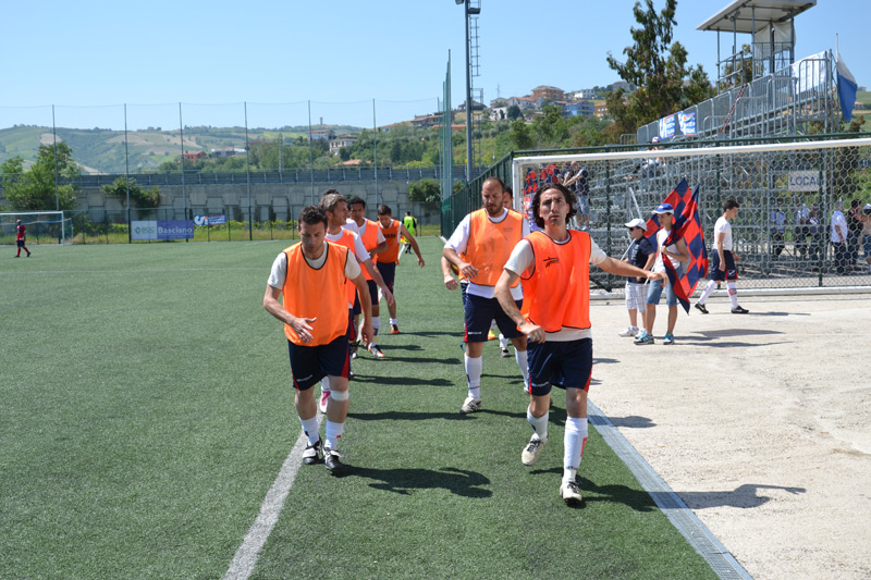 Finale InterRegionale -- SAN - Real Lanciano '12 - 35