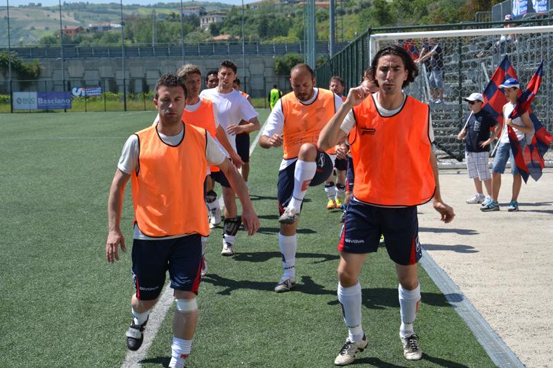 Finale InterRegionale -- SAN - Real Lanciano '12 - 36