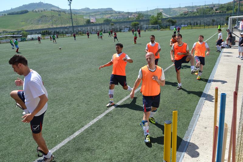 Finale InterRegionale -- SAN - Real Lanciano '12 - 38
