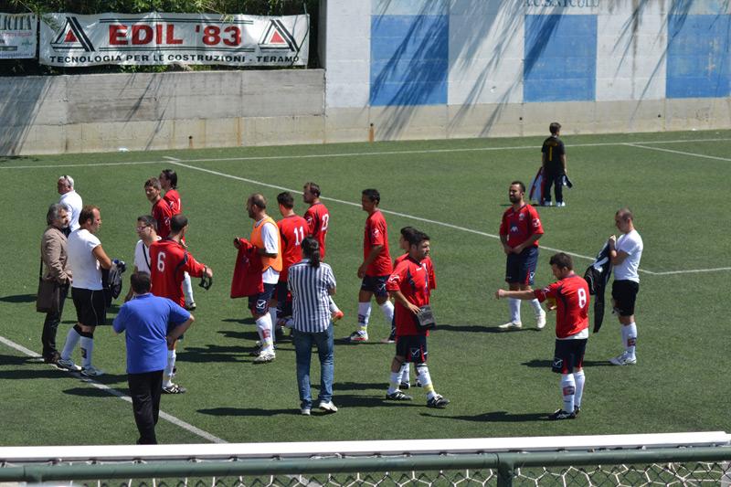 Finale InterRegionale -- SAN - Real Lanciano '12 - 58