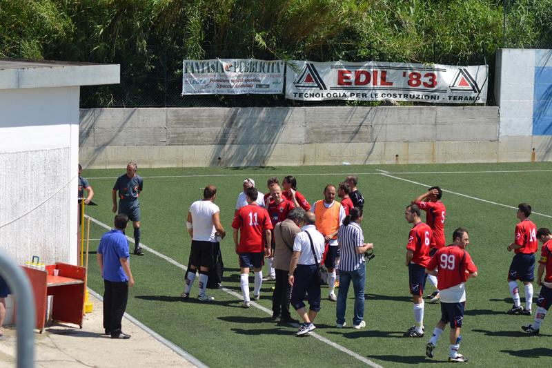 Finale InterRegionale -- SAN - Real Lanciano '12 - 60
