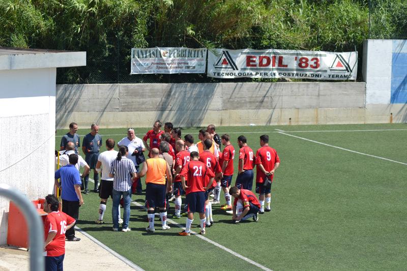 Finale InterRegionale -- SAN - Real Lanciano '12 - 62