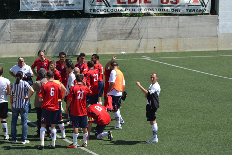 Finale InterRegionale -- SAN - Real Lanciano '12 - 64
