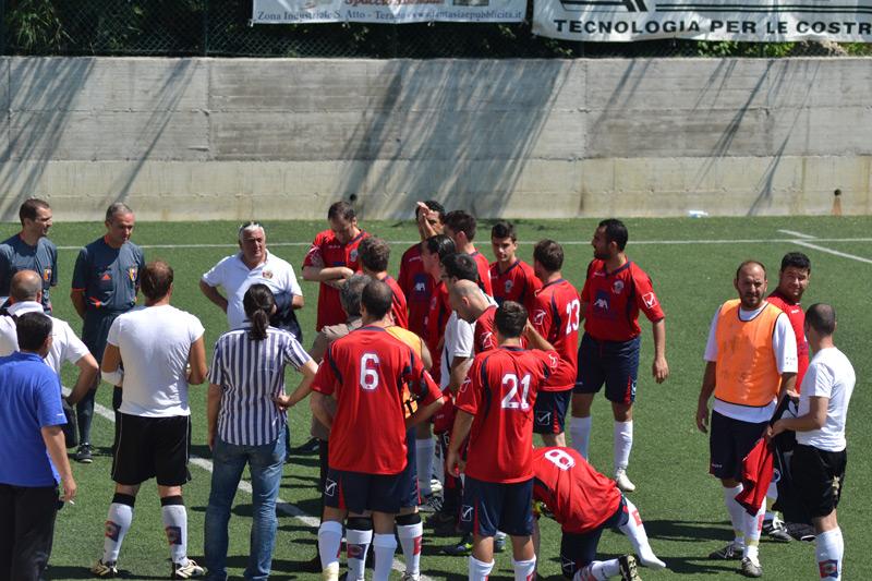Finale InterRegionale -- SAN - Real Lanciano '12 - 65