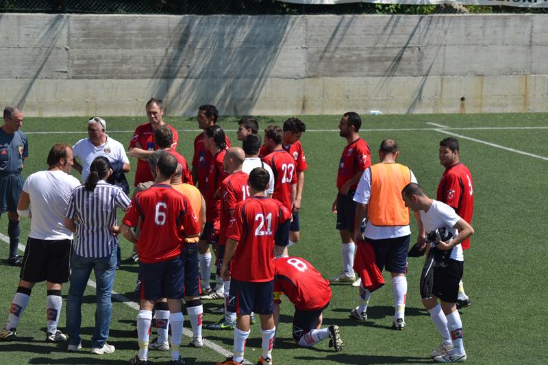 Finale InterRegionale -- SAN - Real Lanciano '12 - 66