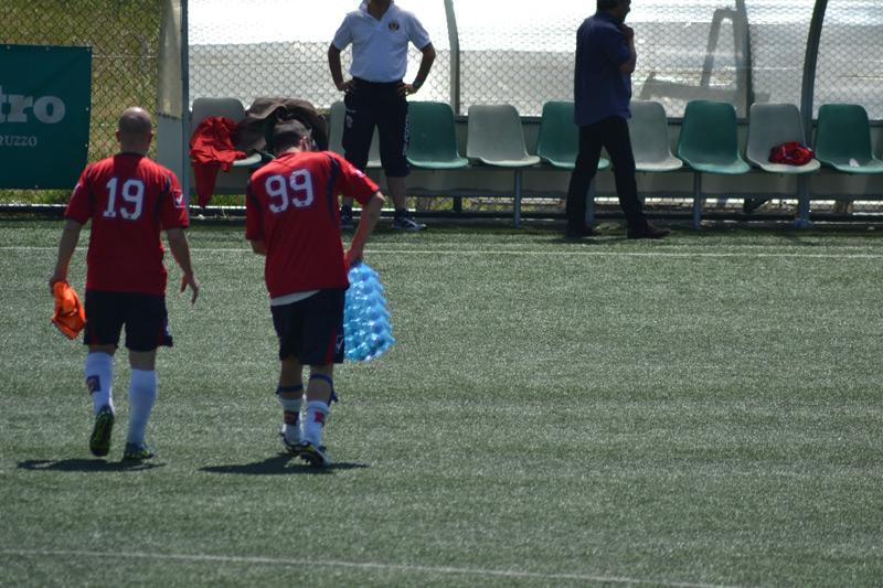 Finale InterRegionale -- SAN - Real Lanciano '12 - 73
