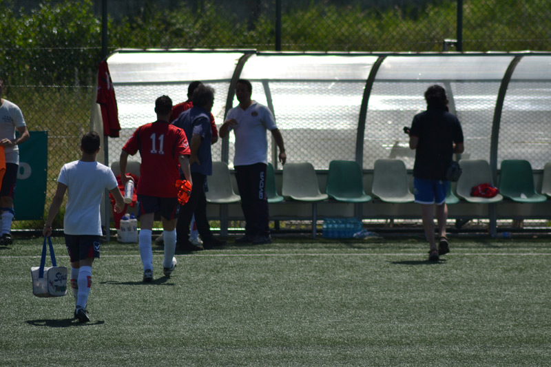 Finale InterRegionale -- SAN - Real Lanciano '12 - 74
