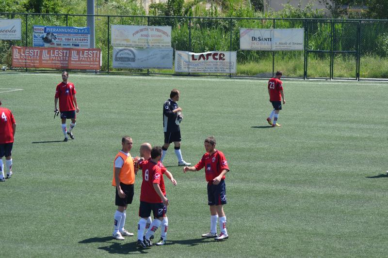 Finale InterRegionale -- SAN - Real Lanciano '12 - 75