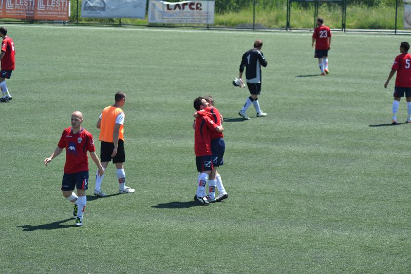 Finale InterRegionale -- SAN - Real Lanciano '12 - 77