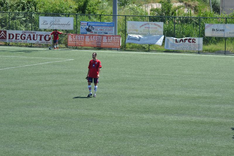 Finale InterRegionale -- SAN - Real Lanciano '12 - 79