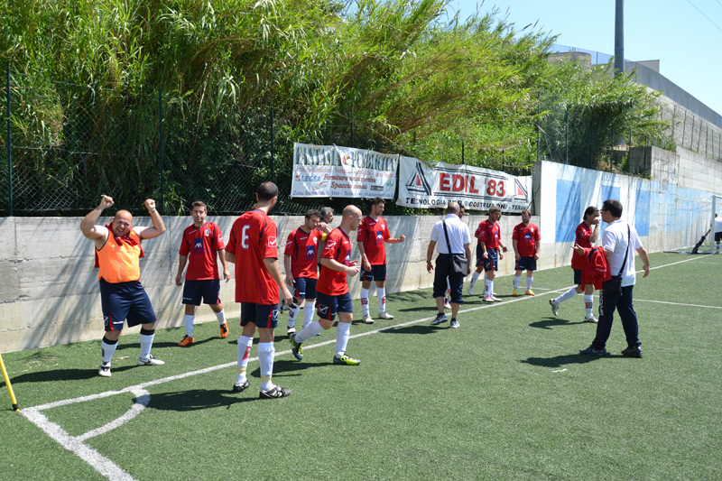Finale InterRegionale -- SAN - Real Lanciano '12 - 87