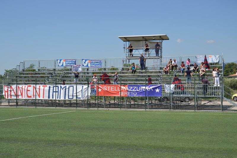 Finale InterRegionale -- SAN - Real Lanciano '12 - 89
