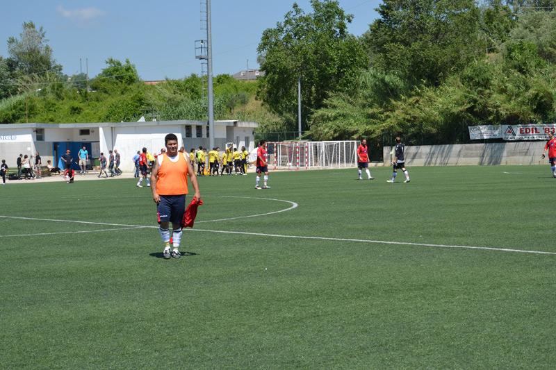 Finale InterRegionale -- SAN - Real Lanciano '12 - 110