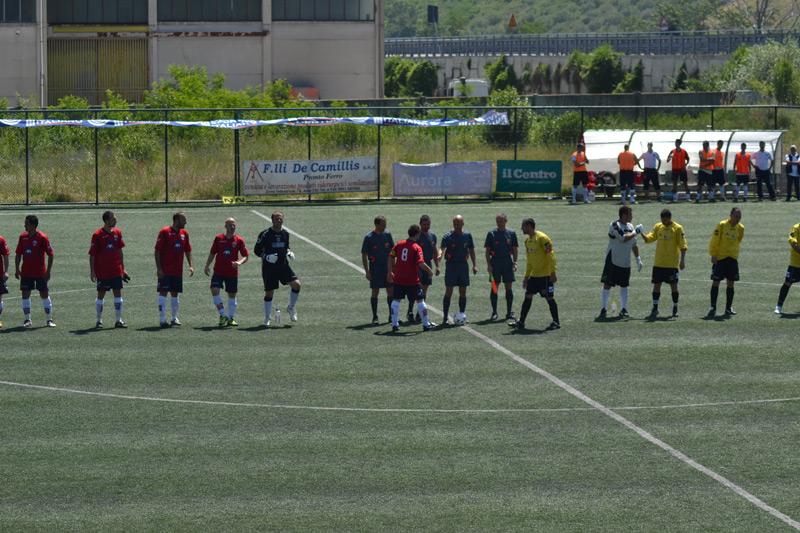 Finale InterRegionale -- SAN - Real Lanciano '12 - 135