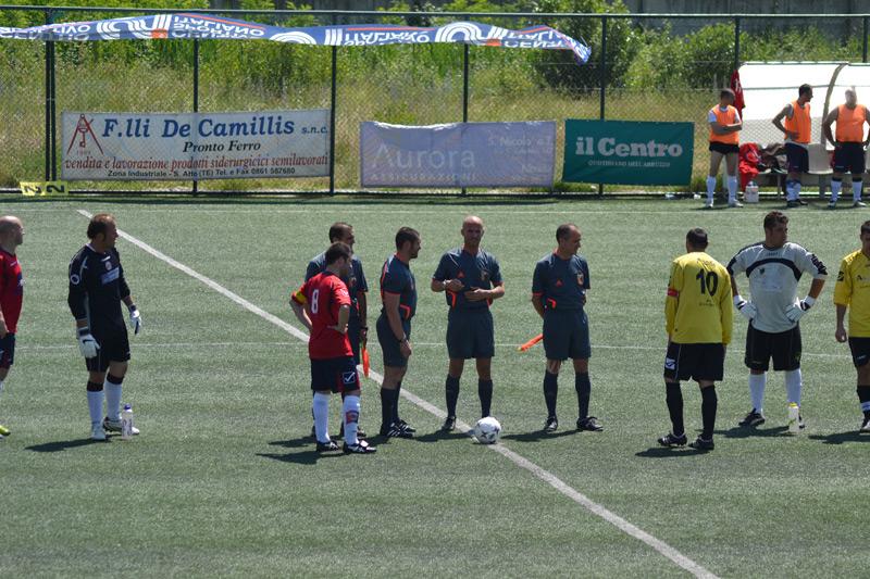 Finale InterRegionale -- SAN - Real Lanciano '12 - 140