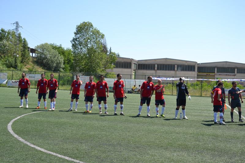 Finale InterRegionale -- SAN - Real Lanciano '12 - 145