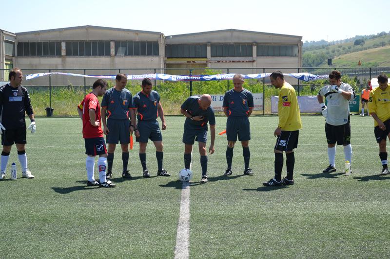 Finale InterRegionale -- SAN - Real Lanciano '12 - 150