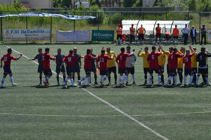Finale InterRegionale -- SAN - Real Lanciano '12 - 160