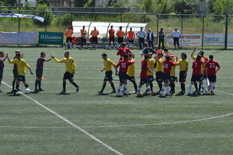 Finale InterRegionale -- SAN - Real Lanciano '12 - 165