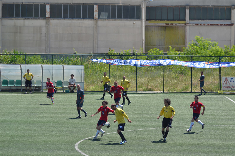Finale InterRegionale -- SAN - Real Lanciano '12 - 230