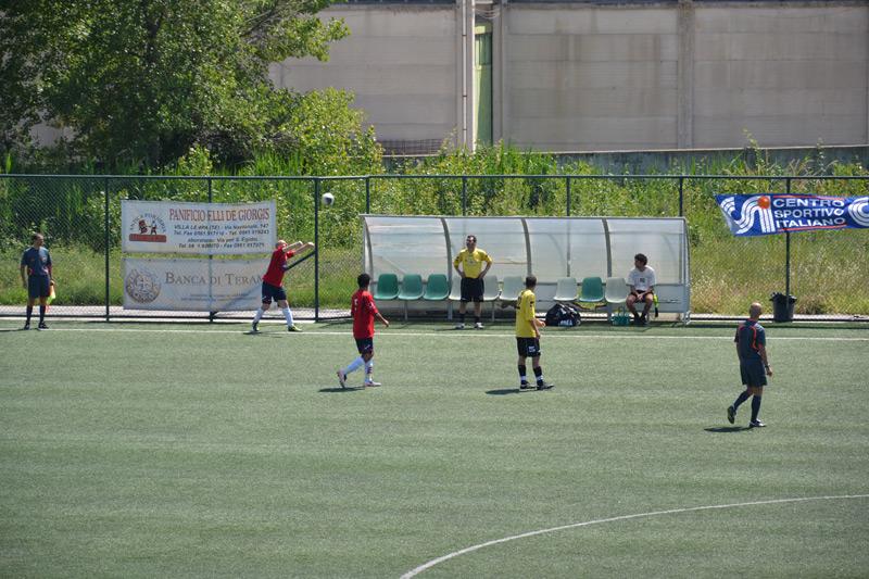 Finale InterRegionale -- SAN - Real Lanciano '12 - 235