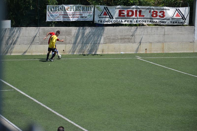 Finale InterRegionale -- SAN - Real Lanciano '12 - 245