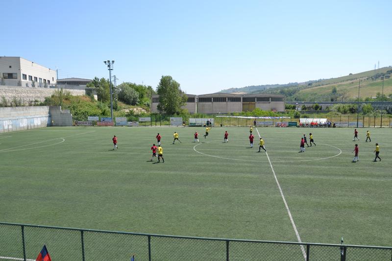 Finale InterRegionale -- SAN - Real Lanciano '12 - 265