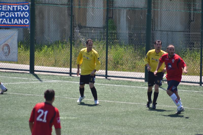 Finale InterRegionale -- SAN - Real Lanciano '12 - 305
