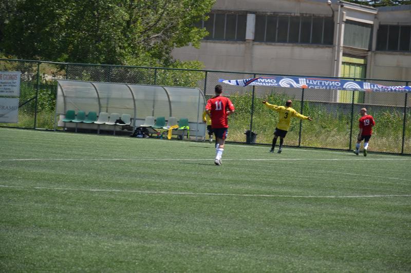 Finale InterRegionale -- SAN - Real Lanciano '12 - 345