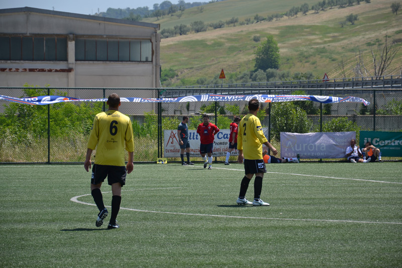 Finale InterRegionale -- SAN - Real Lanciano '12 - 380