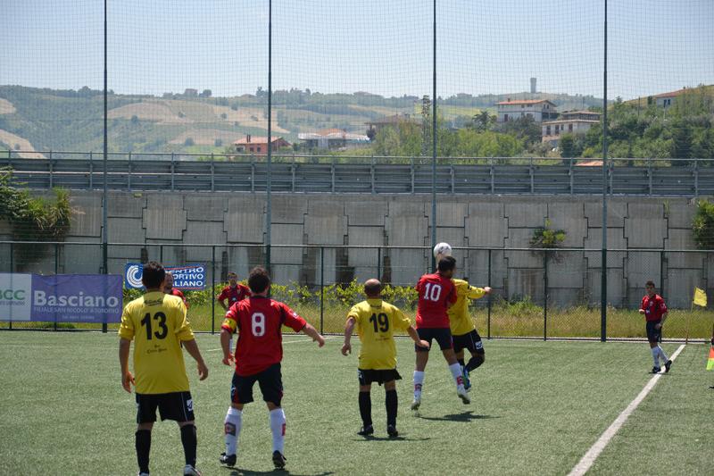 Finale InterRegionale -- SAN - Real Lanciano '12 - 384